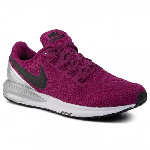 Bestes Angebot Für Nike Schuhe Air Zoom Structure 22 AA1640 602 True Berry/Black/Chrome/White