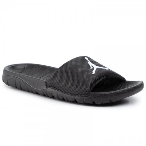 Bestes Angebot Für Nike Pantoletten Jordan Break Slide (Gs) CD5472 001 Black/White