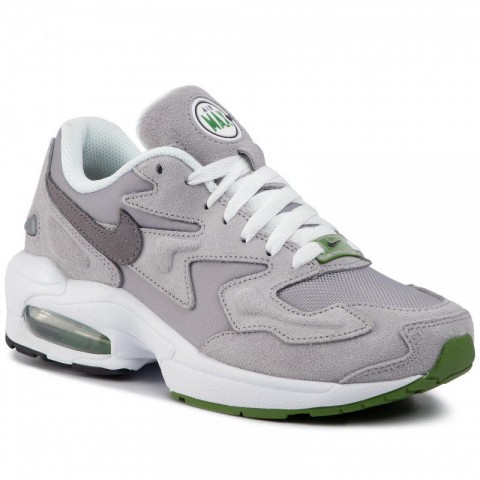 Bestes Angebot Für Nike Schuhe Air Max2 Light Lx CI1672 001 Atmosphere Grey/Gunsmoke
